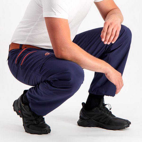 Uhalla Valley miesten stretch housut