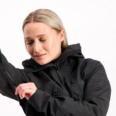 Uhalla Jewel naisten 3-layer kuoritakki
