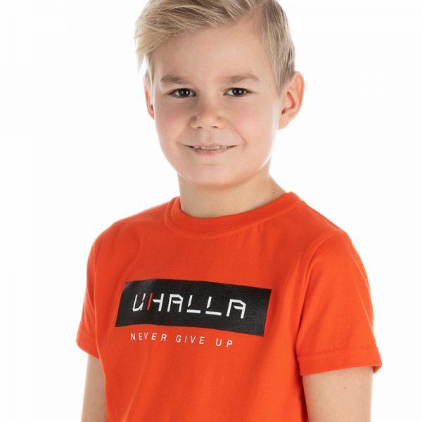 Uhalla Star lasten t-paita