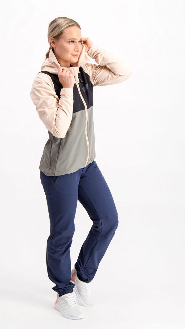 Uhalla Aurora naisten softshell-takki